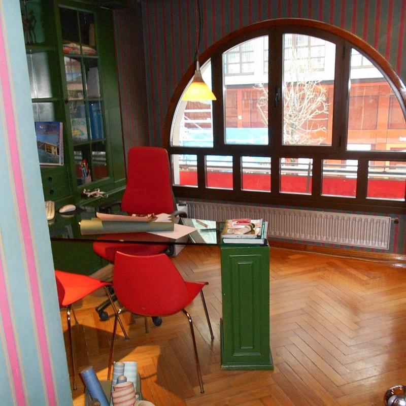 Oficina en alquiler en calle Do Xeneral Pardiñas, Santiago de Compostela - 359416361