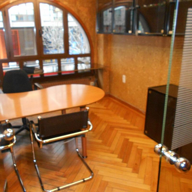 Oficina en alquiler en calle Do Xeneral Pardiñas, Santiago de Compostela - 359416364