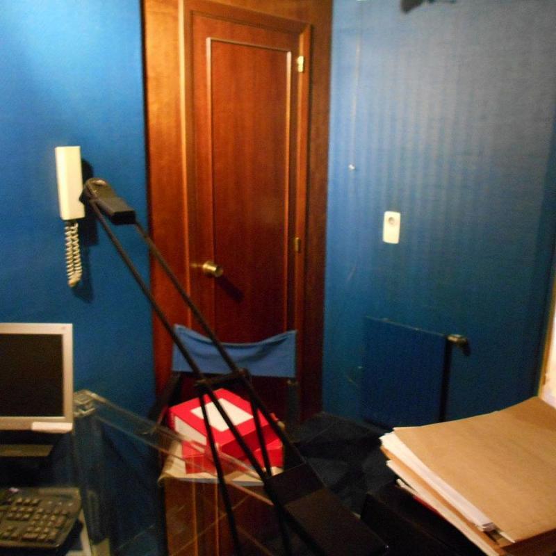 Oficina en alquiler en calle Do Xeneral Pardiñas, Santiago de Compostela - 359416370
