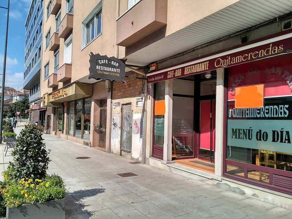 Local comercial en alquiler en calle De Lugo, Santiago de Compostela - 362191802