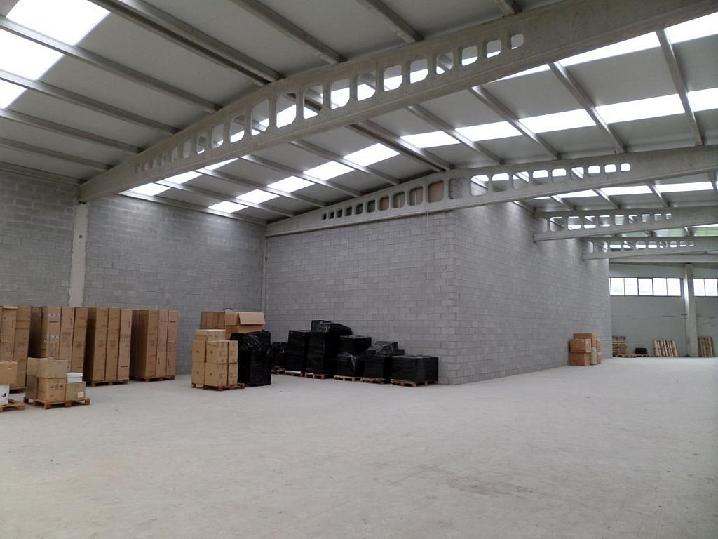 Nave industrial en alquiler en calle Fermín Bouza Brey, Arteixo - 273845166