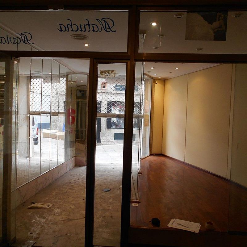 Local comercial en alquiler en calle Casas Reais, Santiago de Compostela - 362192507