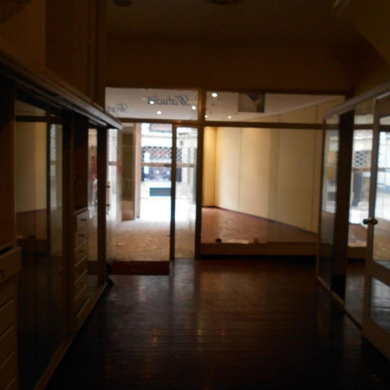 Local comercial en alquiler en calle Casas Reais, Santiago de Compostela - 362192510