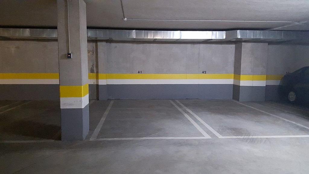 Garaje en alquiler en calle Avenida Syra Alonso, Santiago de Compostela - 337524321