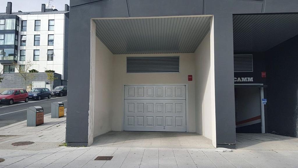 Garaje en alquiler en calle Avenida Syra Alonso, Santiago de Compostela - 337524324
