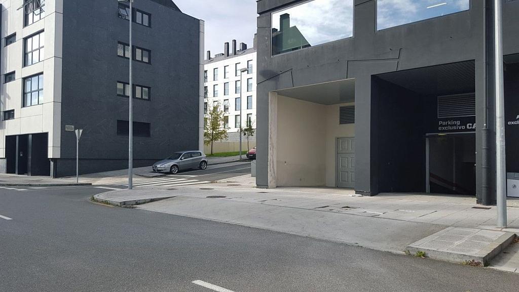 Garaje en alquiler en calle Avenida Syra Alonso, Santiago de Compostela - 337524357