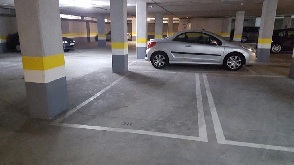 Garaje en alquiler en calle Avenida Syra Alonso, Santiago de Compostela - 337524360