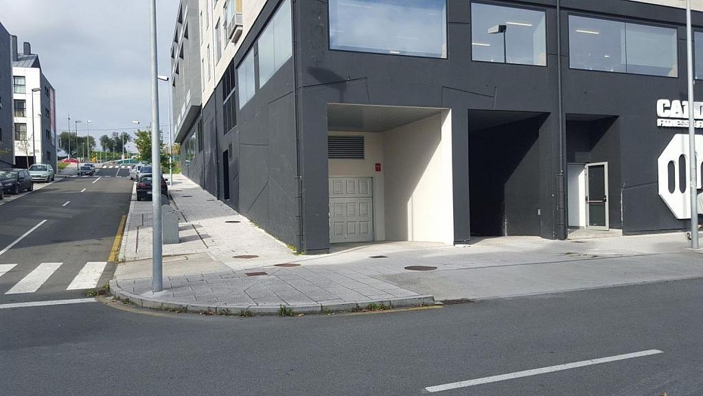 Garaje en alquiler en calle Avenida Syra Alonso, Santiago de Compostela - 337524369