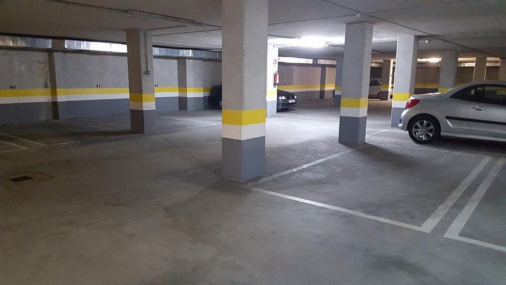 Garaje en alquiler en calle Avenida Syra Alonso, Santiago de Compostela - 337524372