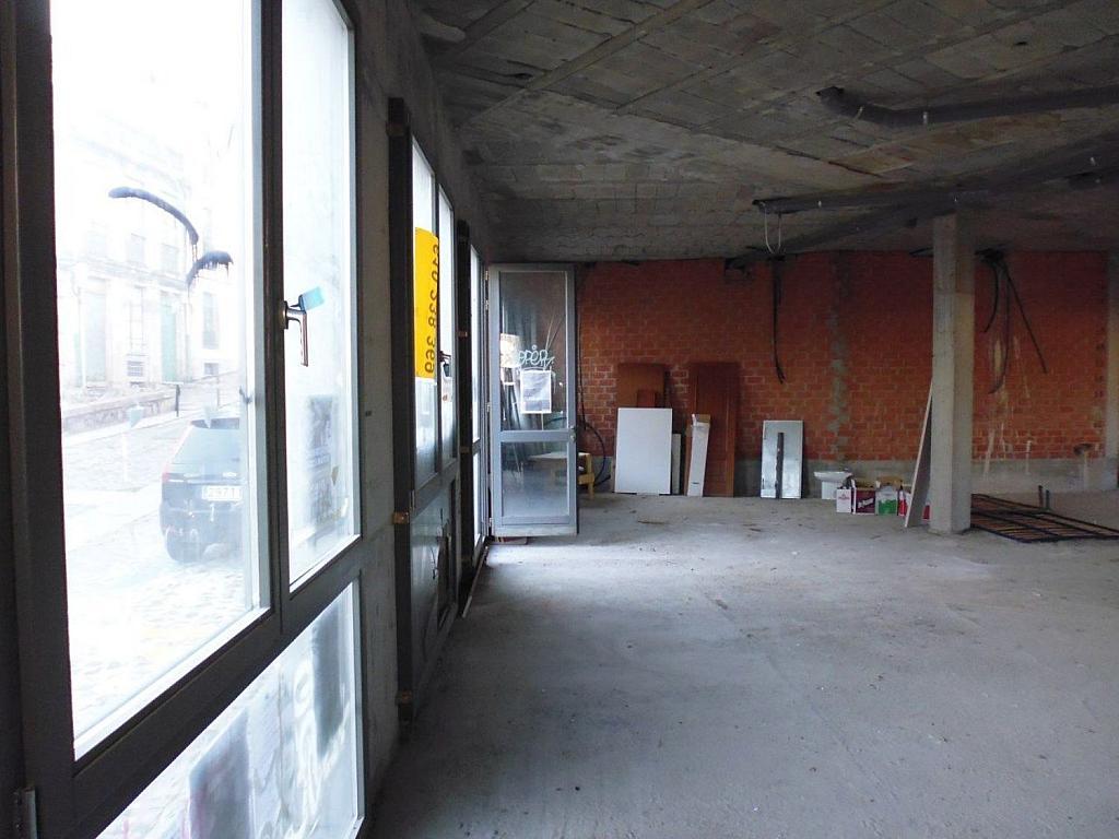 Local comercial en alquiler en calle Castron Douro, Santiago de Compostela - 362192300