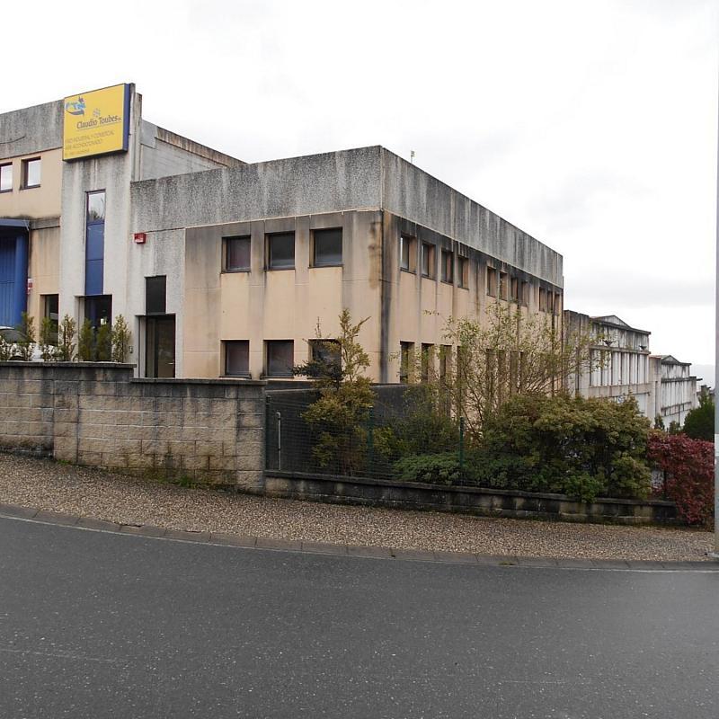 Nave industrial en alquiler en calle Hedras, Milladoiro (O) - 359414315