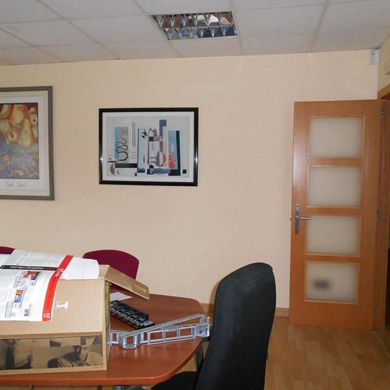 Nave industrial en alquiler en calle Hedras, Milladoiro (O) - 359414405