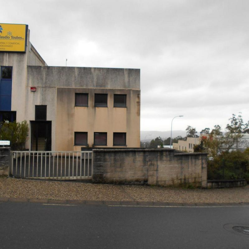Nave industrial en alquiler en calle Hedras, Milladoiro (O) - 359414411