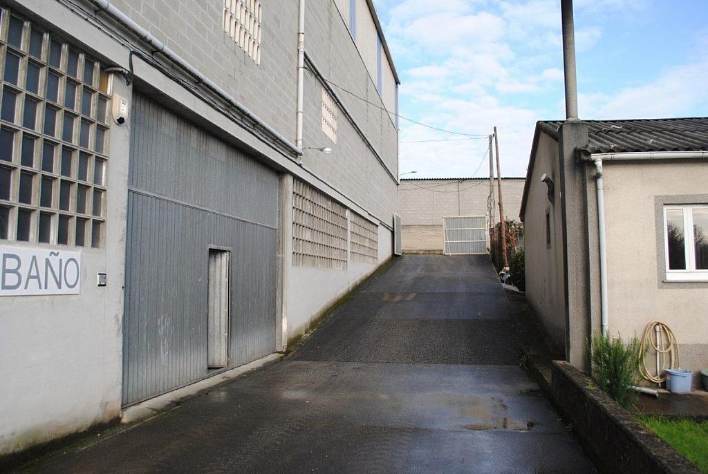 Nave industrial en alquiler en calle Telva, Cambre - 343393011