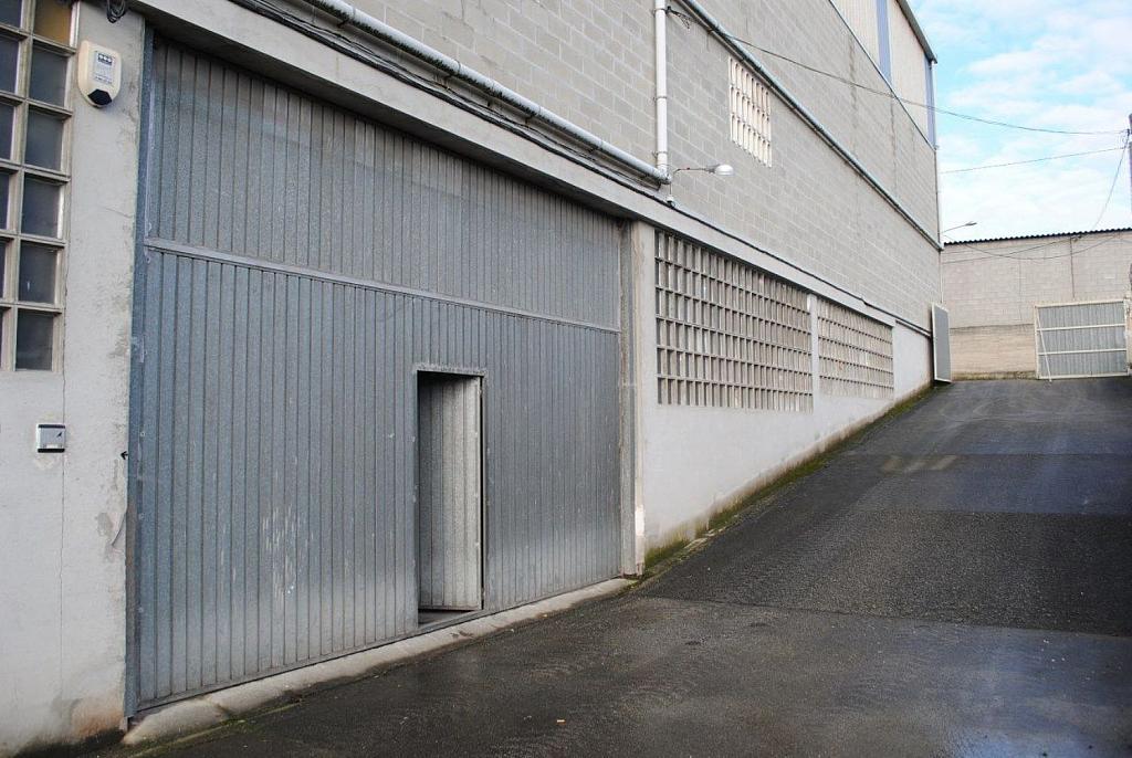 Nave industrial en alquiler en calle Telva, Cambre - 343393014