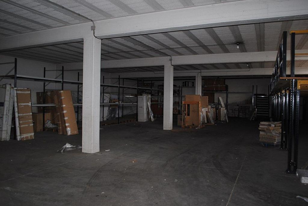 Nave industrial en alquiler en calle Telva, Cambre - 343393038