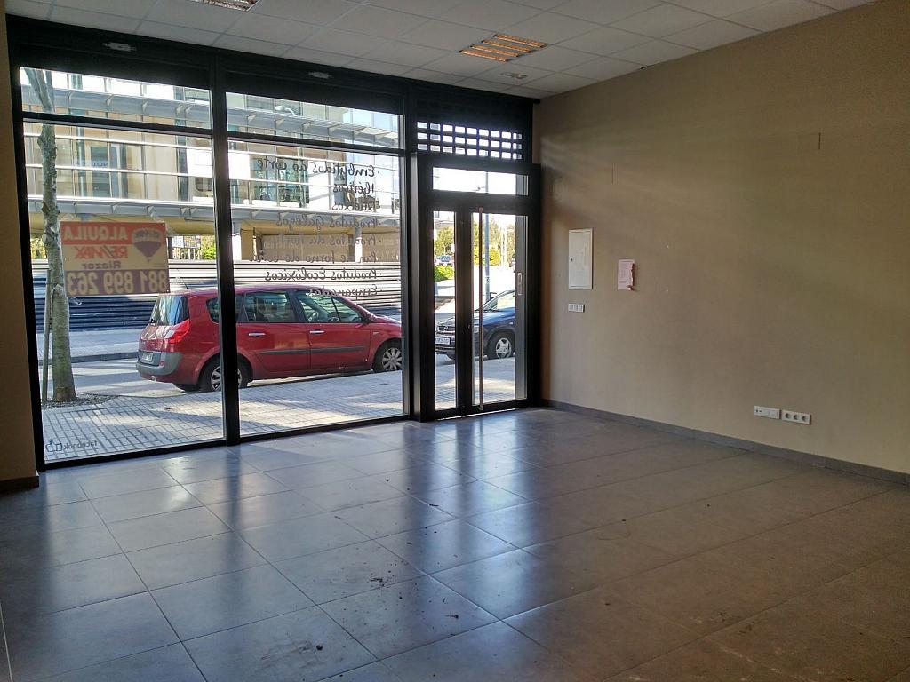 Local comercial en alquiler en calle Palmeiras, Milladoiro (O) - 337524603