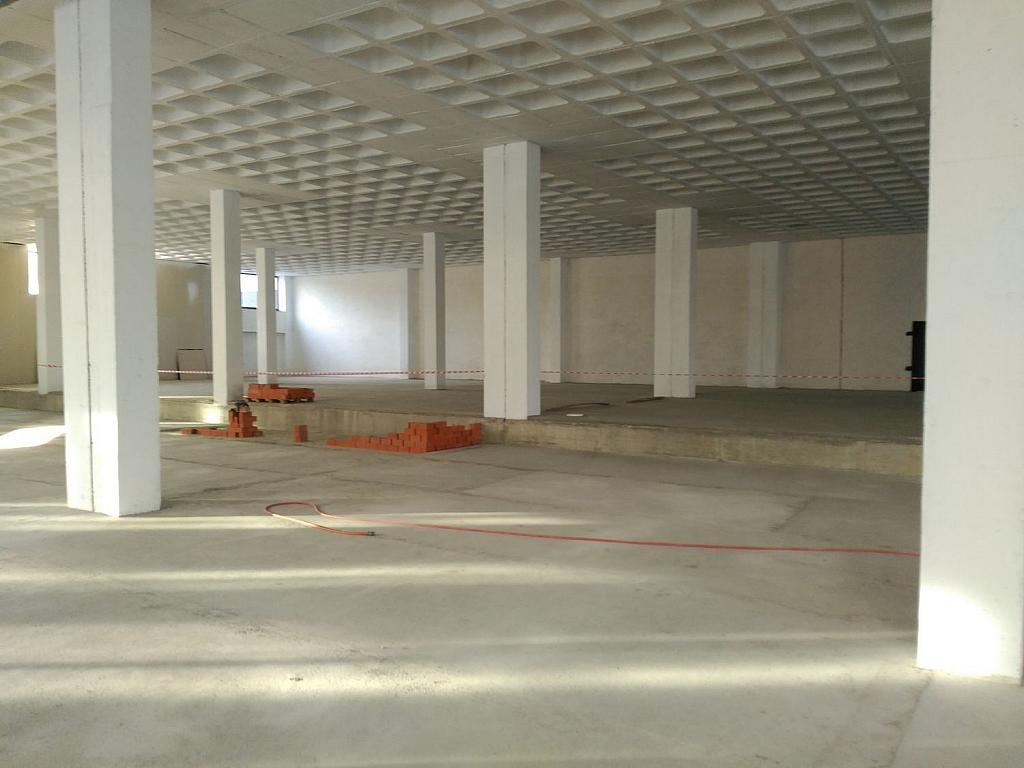 Local comercial en alquiler en calle Pardiñeiros, Milladoiro (O) - 356882010