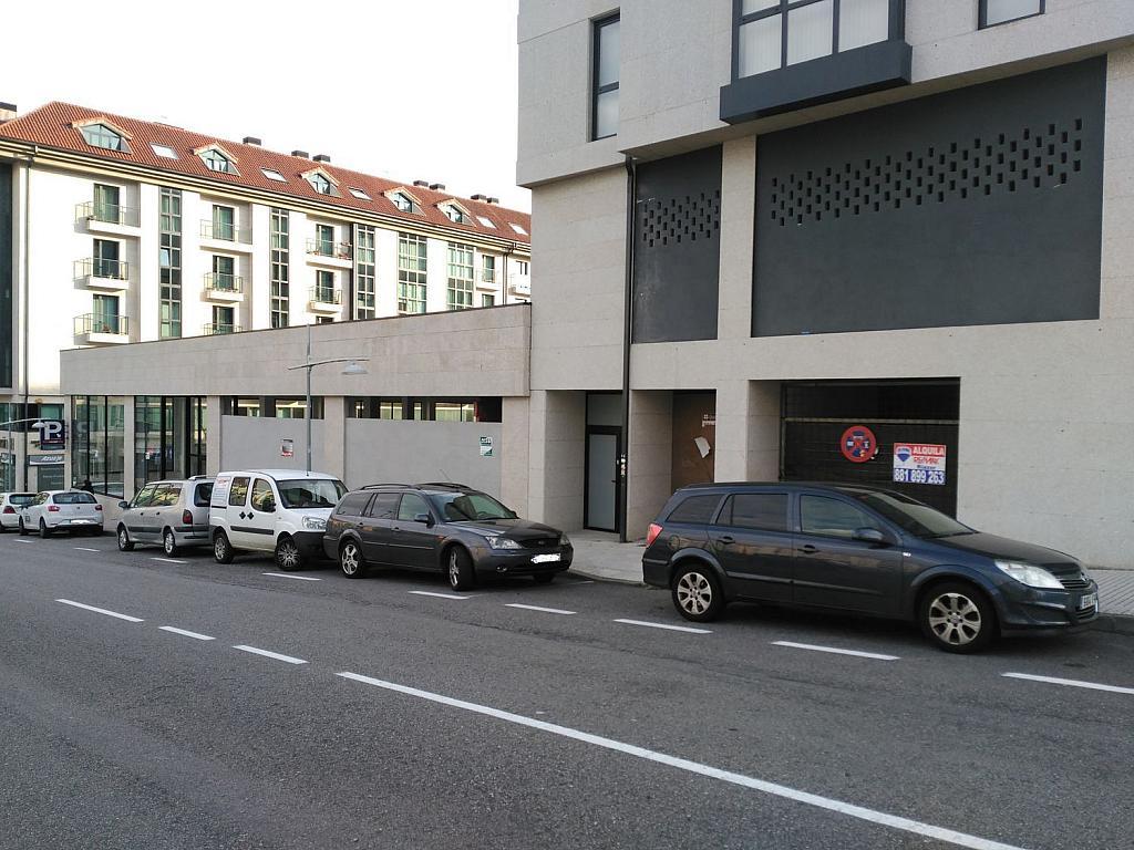 Local comercial en alquiler en calle Pardiñeiros, Milladoiro (O) - 356882016