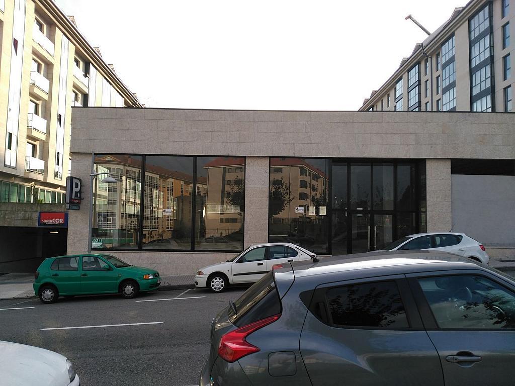 Local comercial en alquiler en calle Pardiñeiros, Milladoiro (O) - 356882019