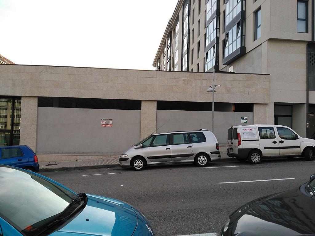 Local comercial en alquiler en calle Pardiñeiros, Milladoiro (O) - 356882022
