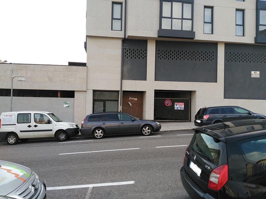 Local comercial en alquiler en calle Pardiñeiros, Milladoiro (O) - 356882025