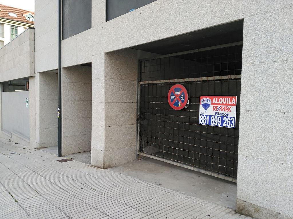Local comercial en alquiler en calle Pardiñeiros, Milladoiro (O) - 356882028