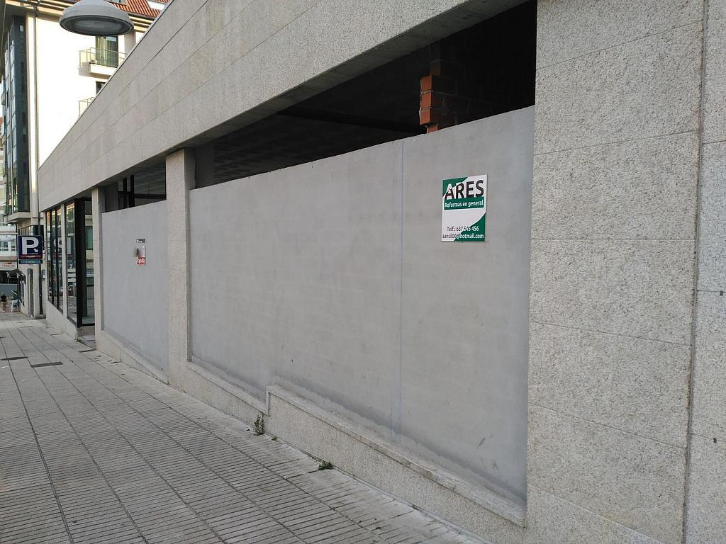 Local comercial en alquiler en calle Pardiñeiros, Milladoiro (O) - 356882031