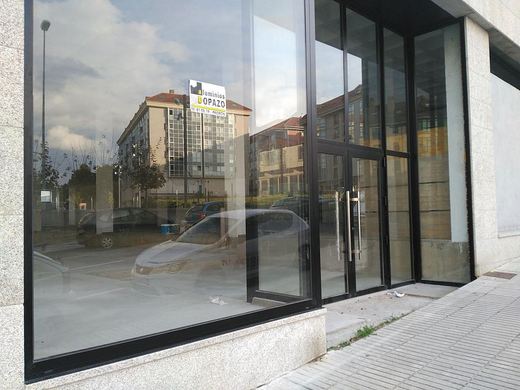 Local comercial en alquiler en calle Pardiñeiros, Milladoiro (O) - 356882034