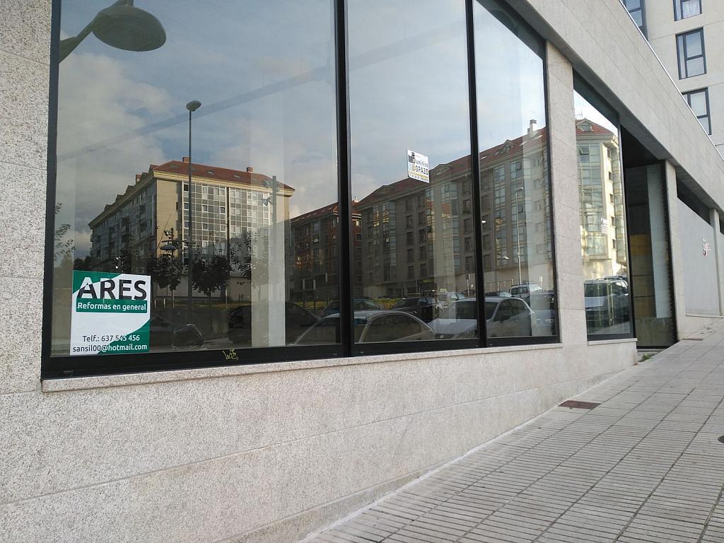 Local comercial en alquiler en calle Pardiñeiros, Milladoiro (O) - 356882040