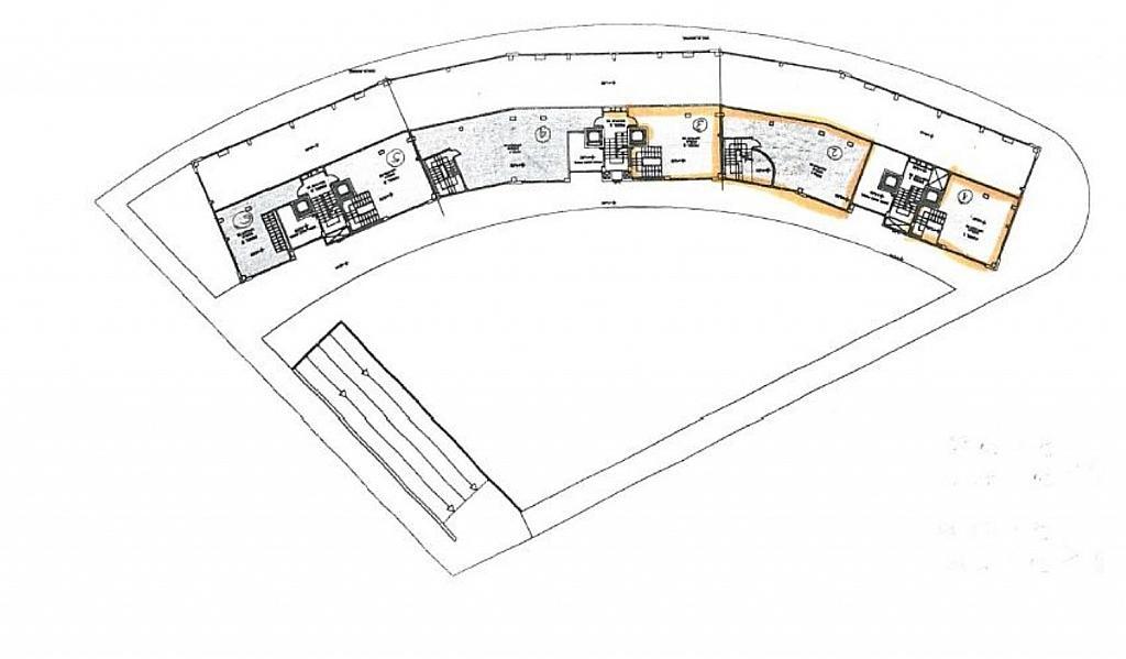 Oficina en alquiler en calle Sor Joaquina, Riazor-Labañou-Los Rosales en Coruña (A) - 337524678