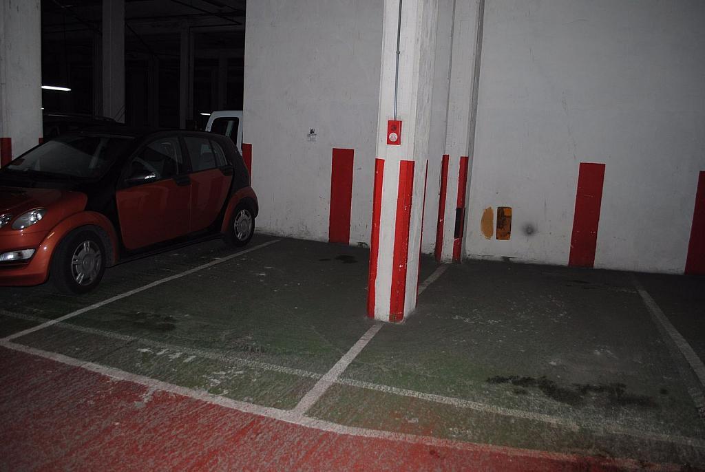 Garaje en alquiler en paseo Ronda, Riazor-Labañou-Los Rosales en Coruña (A) - 340815881