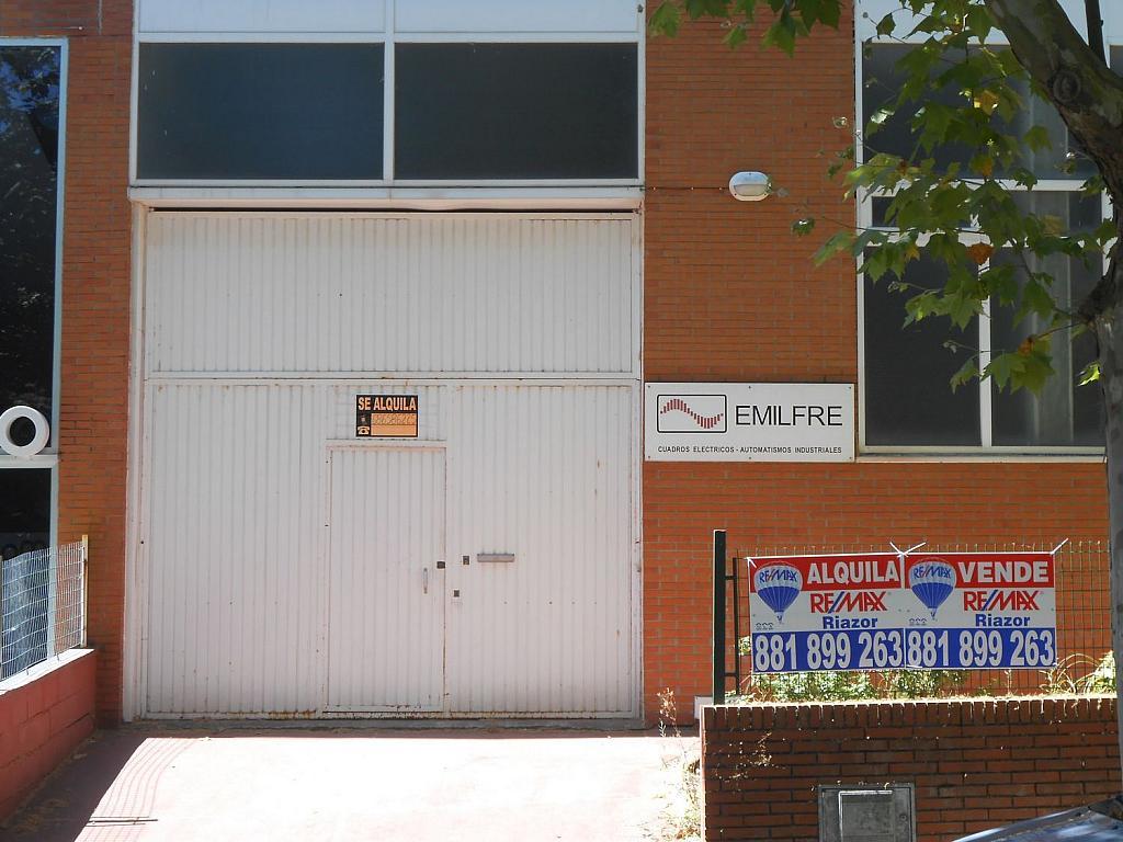 Nave industrial en alquiler en calle Icaro, Oleiros - 337524798