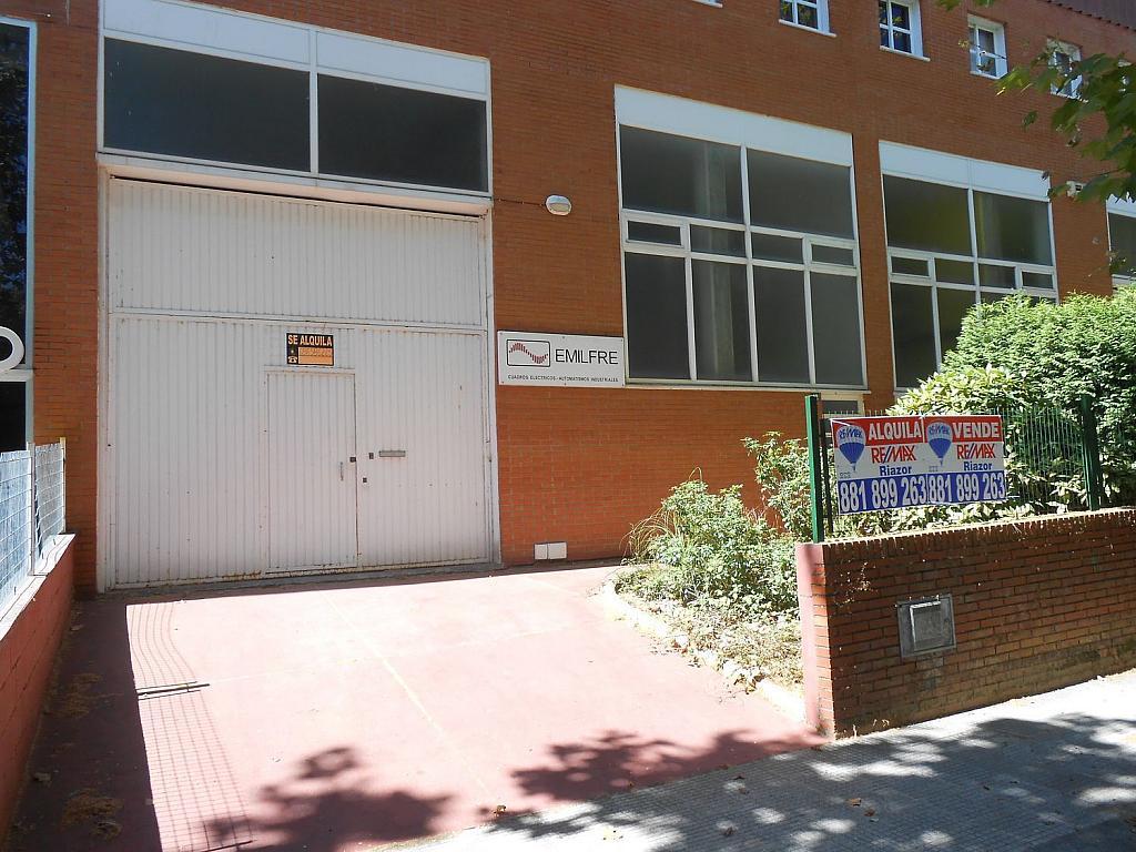 Nave industrial en alquiler en calle Icaro, Oleiros - 337524846