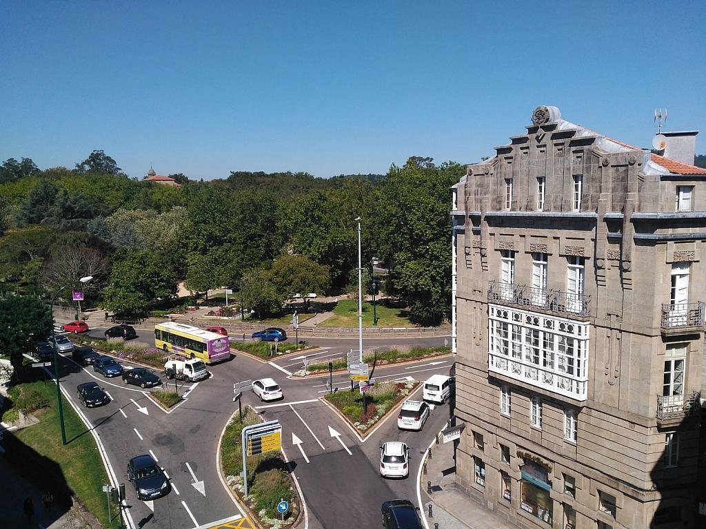 Piso en alquiler en calle Da Senra, Santiago de Compostela - 362195045