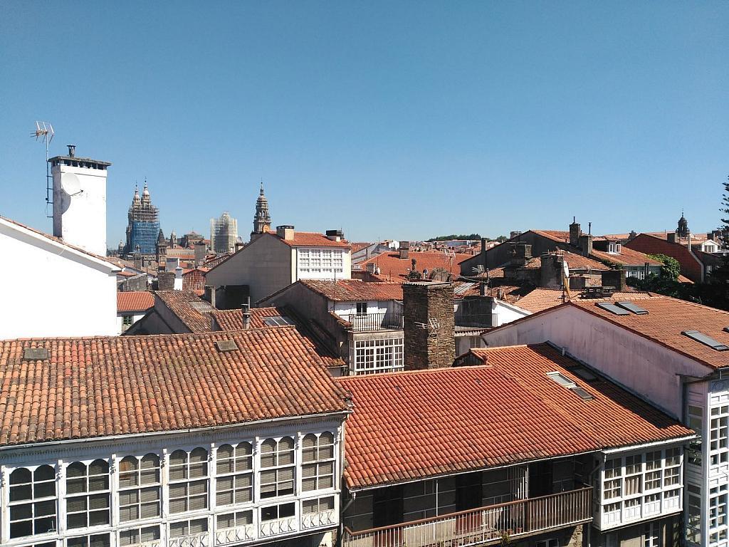 Piso en alquiler en calle Da Senra, Santiago de Compostela - 362195048