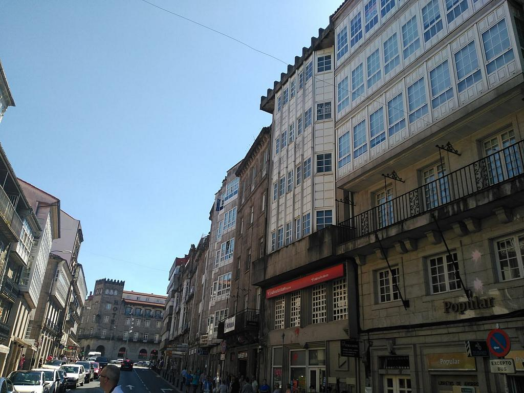 Piso en alquiler en calle Da Senra, Santiago de Compostela - 362195054