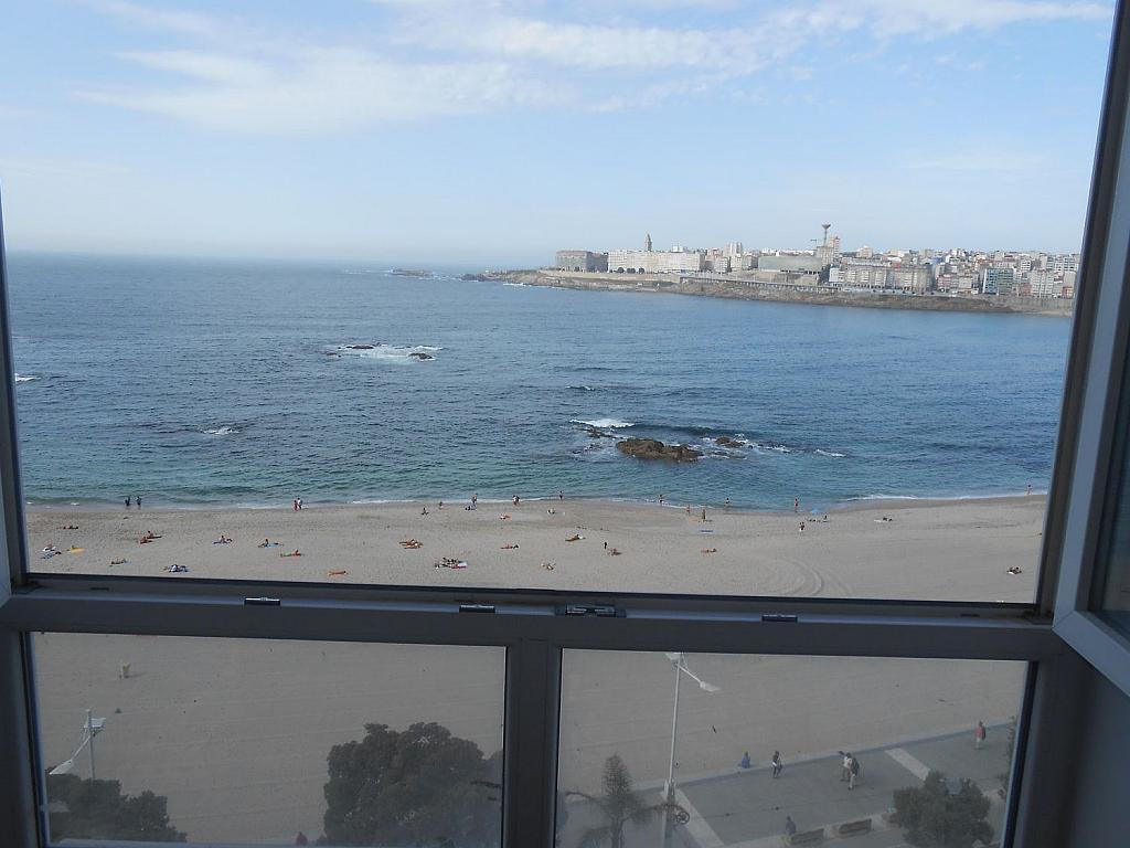 Piso en alquiler en calle Av Buenos Aires, Ensanche en Coruña (A) - 312587774