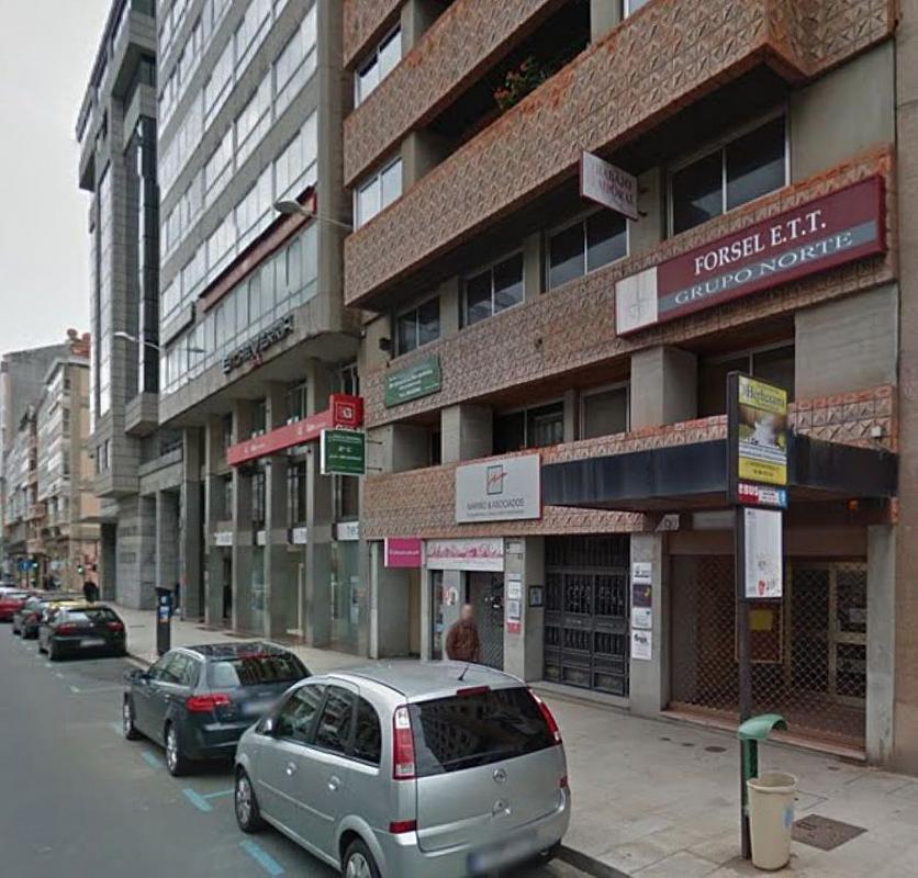 Local comercial en alquiler en calle Juana de Vega, Ensanche en Coruña (A) - 337524930