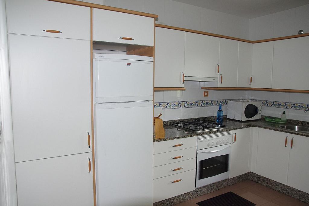 Casa adosada en alquiler en calle Real, Cambre - 340817300