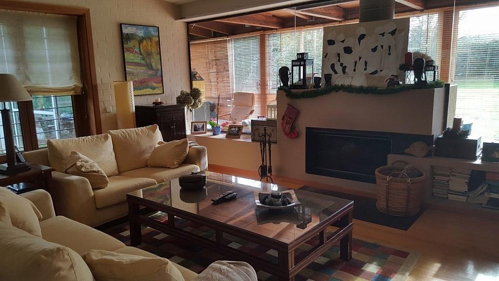 Casa en alquiler en calle Aldea Quistilans, Ames - 351530712