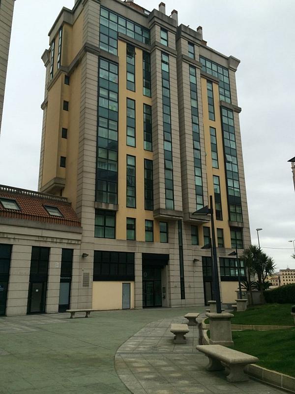 Oficina en alquiler en calle Sor Joaquina, Riazor-Labañou-Los Rosales en Coruña (A) - 337522041