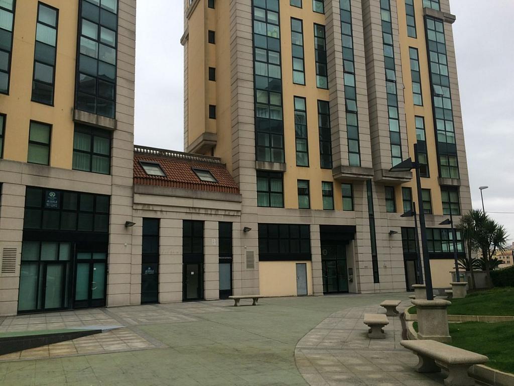 Oficina en alquiler en calle Sor Joaquina, Riazor-Labañou-Los Rosales en Coruña (A) - 337522044