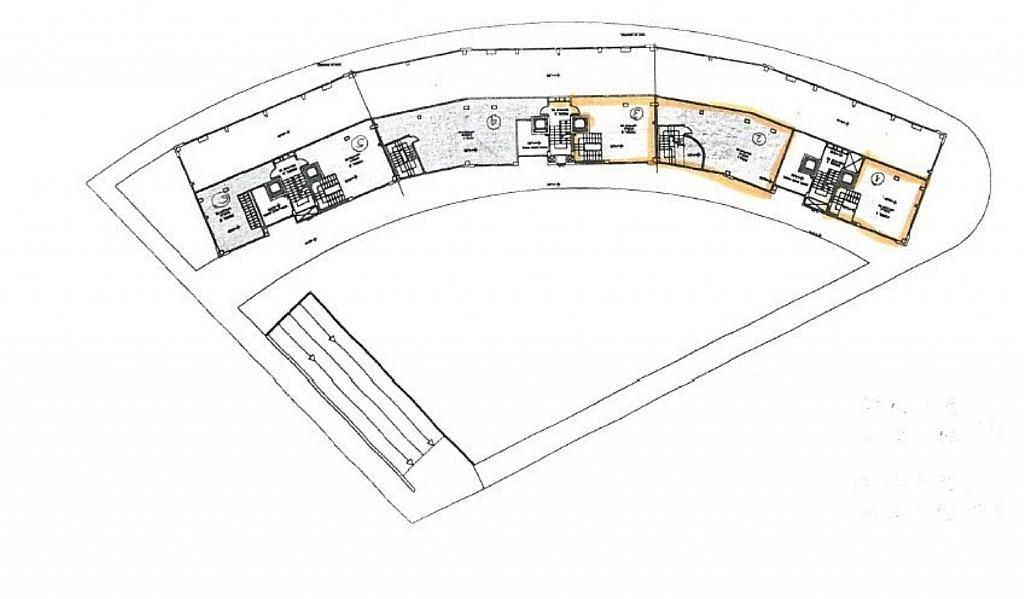 Oficina en alquiler en calle Sor Joaquina, Riazor-Labañou-Los Rosales en Coruña (A) - 337522086