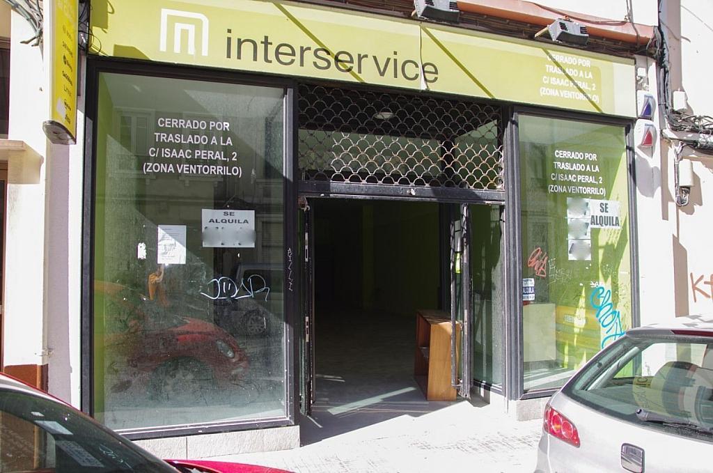 Local comercial en alquiler en calle Ángel Rebollo, Monte Alto-Zalaeta-Atocha en Coruña (A) - 337523187