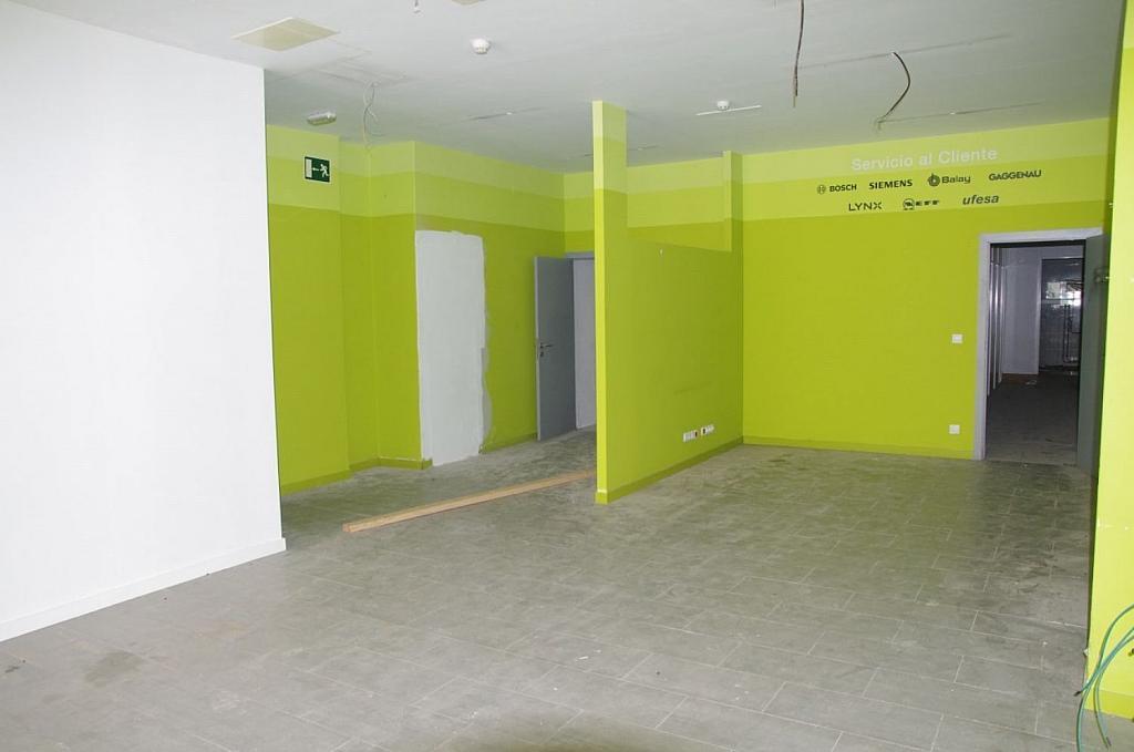 Local comercial en alquiler en calle Ángel Rebollo, Monte Alto-Zalaeta-Atocha en Coruña (A) - 337523190