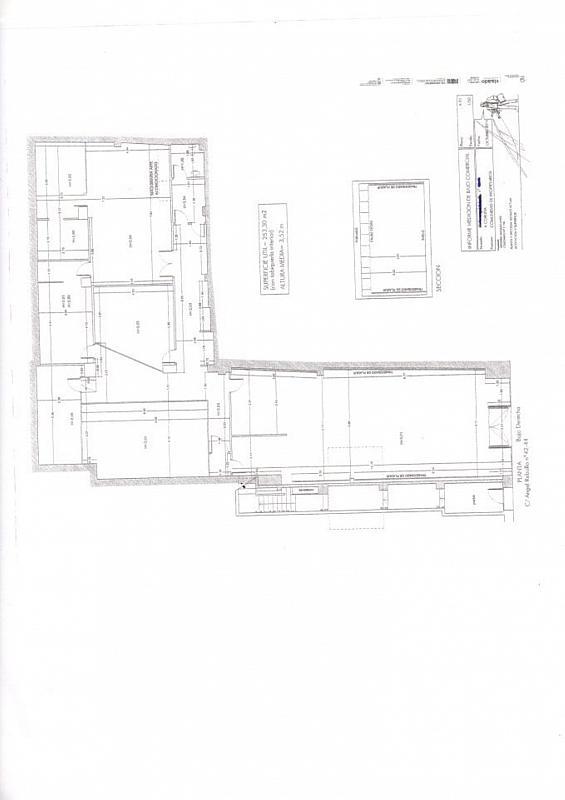 Local comercial en alquiler en calle Ángel Rebollo, Monte Alto-Zalaeta-Atocha en Coruña (A) - 337523193