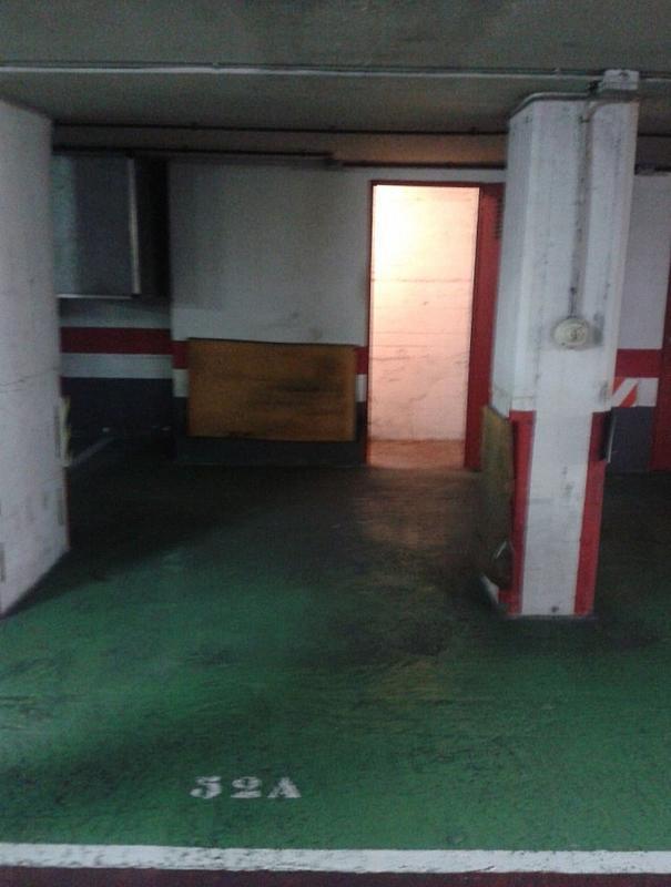 Garaje en alquiler en calle Manuel Murguía, Riazor-Labañou-Los Rosales en Coruña (A) - 340808717