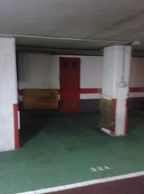 Garaje en alquiler en calle Manuel Murguía, Riazor-Labañou-Los Rosales en Coruña (A) - 340808723