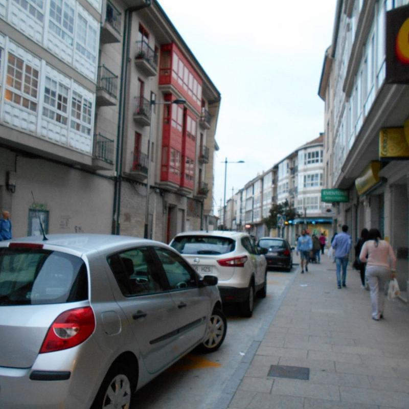 Local comercial en alquiler en calle De García Prieto, Santiago de Compostela - 357381788